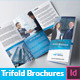 Corporate Trifold Brochures - GraphicRiver Item for Sale