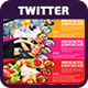 Twitter Header  - GraphicRiver Item for Sale