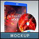 Blu-ray Case Mock-up - GraphicRiver Item for Sale
