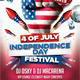 4 Of July Independence Day - GraphicRiver Item for Sale