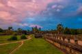 Sunset over Angkor Wat - PhotoDune Item for Sale