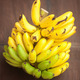 bunch of bananas on a wooden surface - PhotoDune Item for Sale
