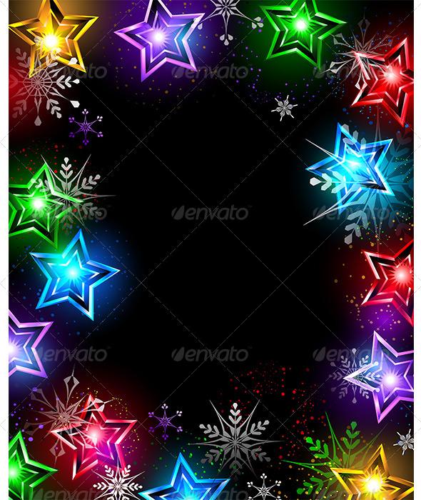 GraphicRiver Electric Stars 7860418