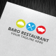 Baro Restaurant Logo Template - GraphicRiver Item for Sale