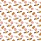 Sweet Candy and Cookies Seamless Pattern - GraphicRiver Item for Sale