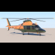 High-Poly Helicopter 3D Model. - 3DOcean Item for Sale