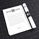 Multipurpose Letterheads Mock-ups - GraphicRiver Item for Sale