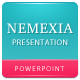 Nemexia Powerpoint Presentation - GraphicRiver Item for Sale