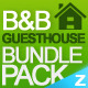 B&B Guesthouse Bundle Pack - VideoHive Item for Sale