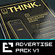 App Advertisement Pack with Mockup - GraphicRiver Item for Sale