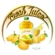 Fresh Mango Juice Label - GraphicRiver Item for Sale