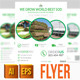 Sod Service Flyer - GraphicRiver Item for Sale