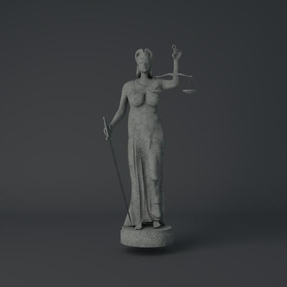 3DOcean Femida 7915509