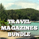 Travel Print Magazines Bundle - GraphicRiver Item for Sale