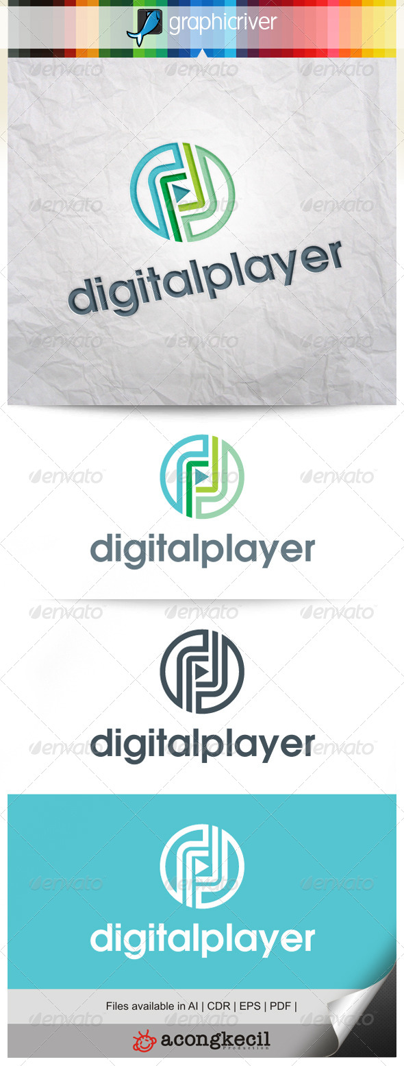 GraphicRiver Digital Player V.4 7915999