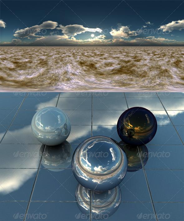 3DOcean Desert 137 7917363