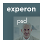 Experon PSD Template - ThemeForest Item for Sale