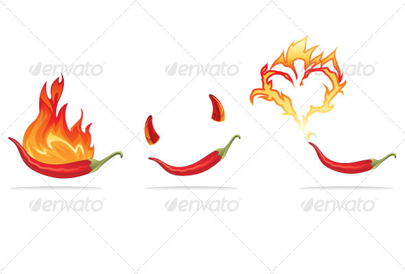 GraphicRiver Hot Chili 7920444