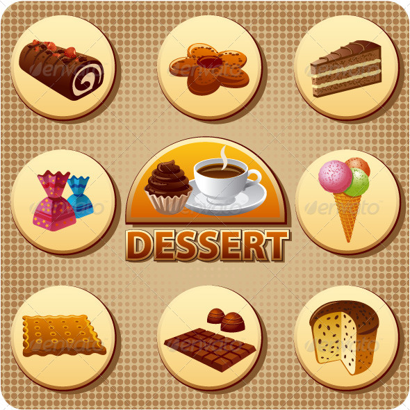 GraphicRiver Dessert Menu 7920504