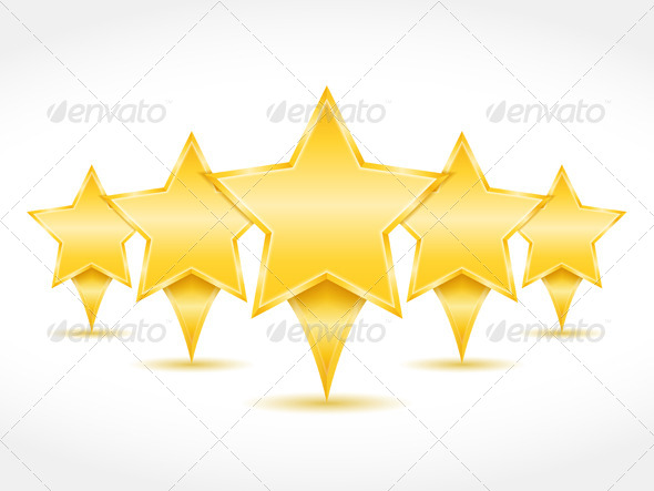 GraphicRiver Five Stars 7926120