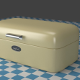 Breadbox oldwhite - 3DOcean Item for Sale