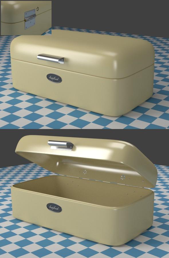 3DOcean Breadbox oldwhite 7926209