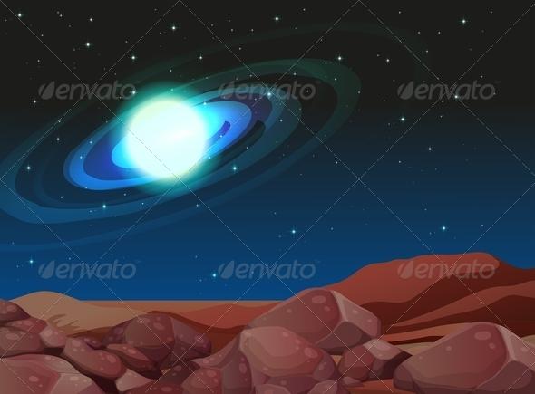 GraphicRiver Bright Sky 7926500
