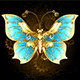 Mechanical Butterfly - GraphicRiver Item for Sale
