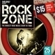 Rock Music Flyer / Poster Vol.4 - GraphicRiver Item for Sale
