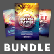 Summer Flyer Bundle Vol.06 - GraphicRiver Item for Sale