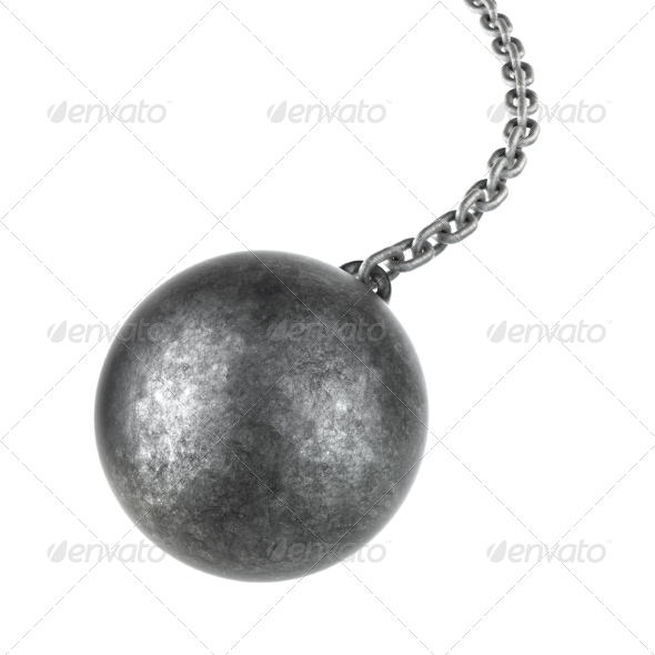 GraphicRiver Wrecking Ball 7930426