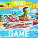 Pilot Turtle Game - GraphicRiver Item for Sale