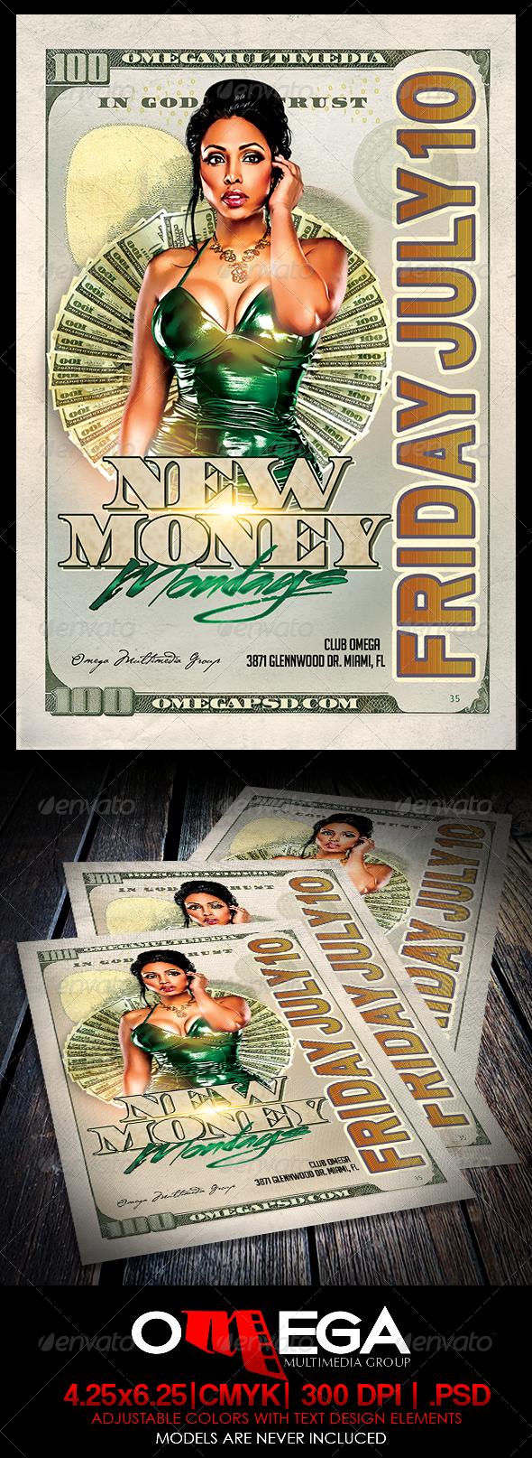 GraphicRiver New Money Mondays 7917055
