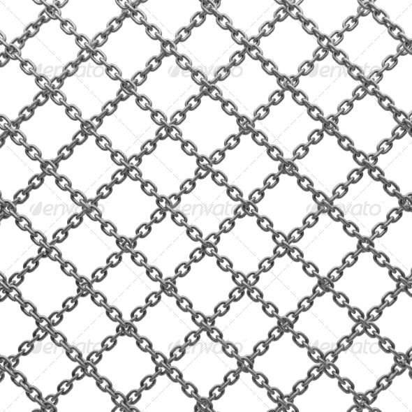 GraphicRiver Chain Grid 7933335