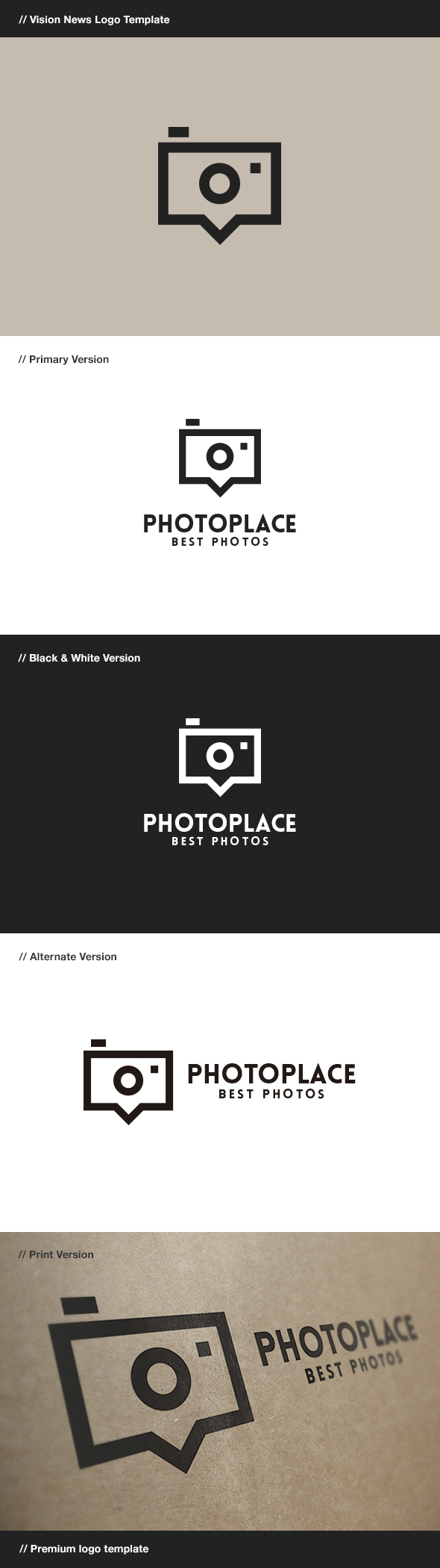 GraphicRiver Photo Place 7934292
