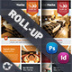 Hotel Roll-up Templates - GraphicRiver Item for Sale