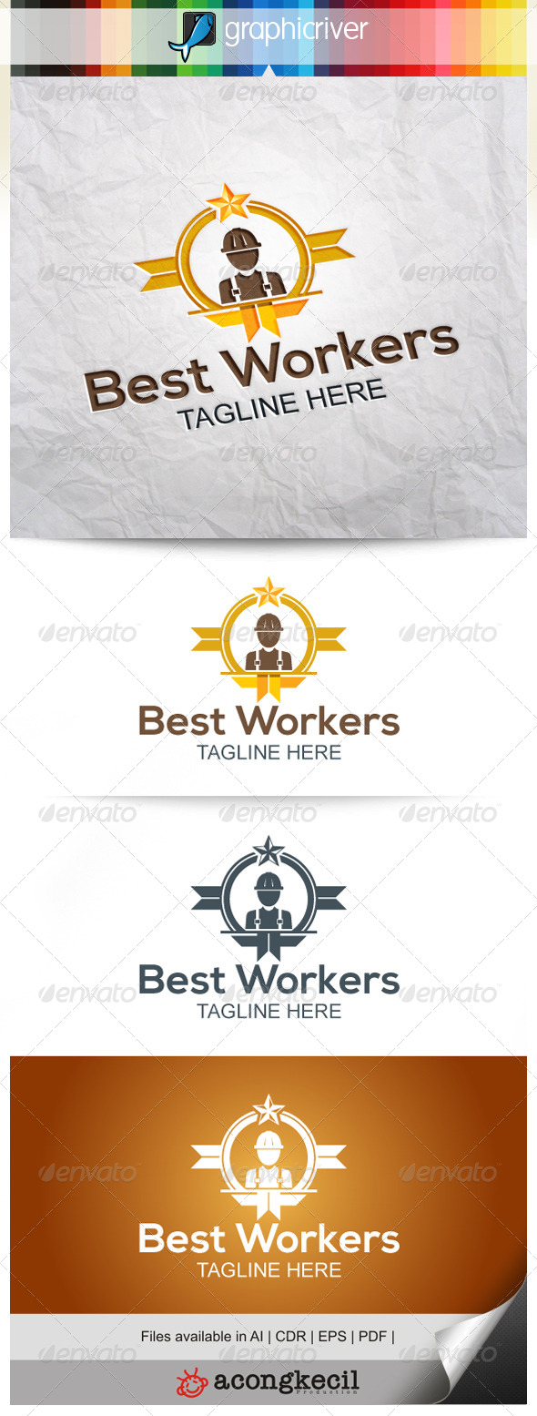 GraphicRiver Best Workers 7937687