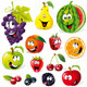 Fruit Cartoon - GraphicRiver Item for Sale
