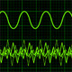 Oscilloscope Waves - GraphicRiver Item for Sale