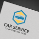 Car Service Logo - GraphicRiver Item for Sale