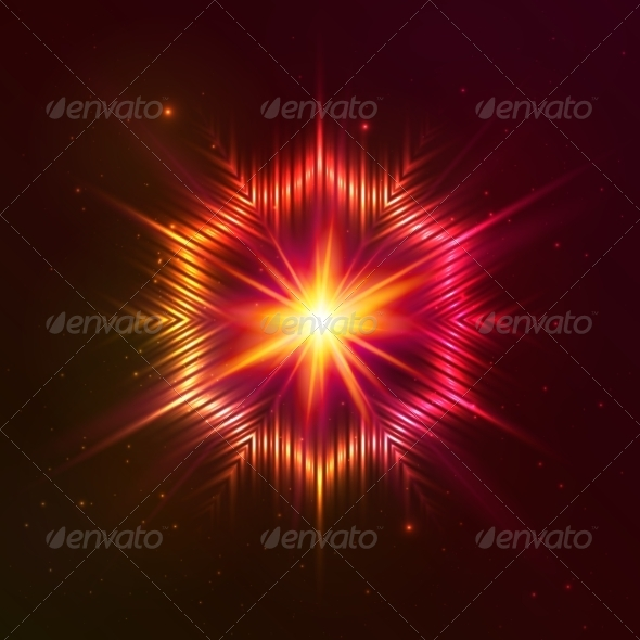 GraphicRiver Red Star 7947067