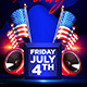 Independence Party Flyer - GraphicRiver Item for Sale