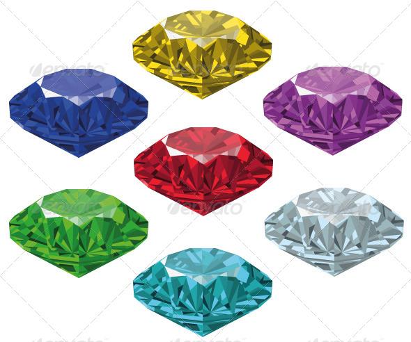 GraphicRiver Jewel set 7941849