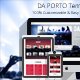Da Porto - One Page Music & Band Template - ThemeForest Item for Sale