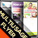 Corporate Flyer Bundle - Multipurpose - GraphicRiver Item for Sale