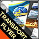Transport Service Flyer Bundle - GraphicRiver Item for Sale