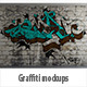 Graffiti Mockups - GraphicRiver Item for Sale