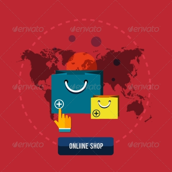 GraphicRiver Retail Commerce and Marketing Elements 7953771