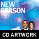 New  Season CD Artwork Template - GraphicRiver Item for Sale