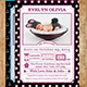 Baby Announcement Template - Vol.2  - GraphicRiver Item for Sale